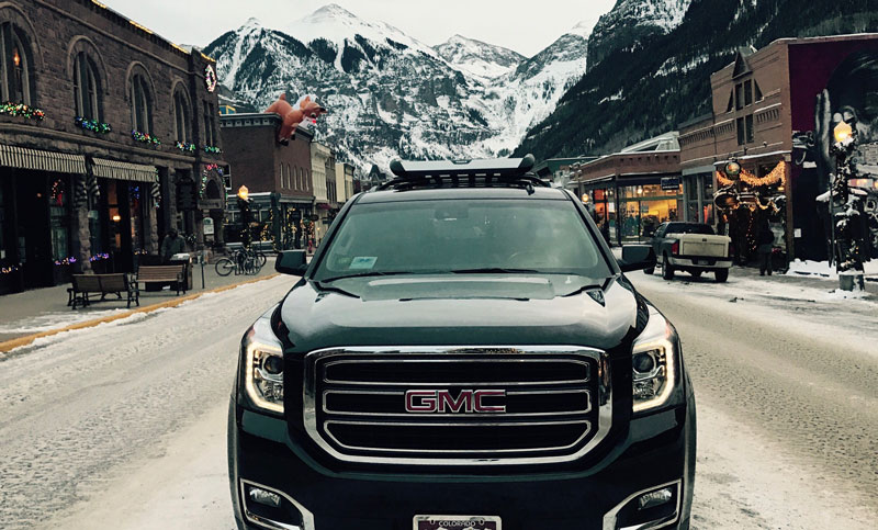 Luxury Transportation Colorado